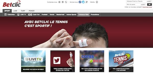 Betclic Roland-Garros
