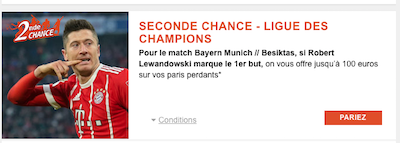 Pari Bayern Besiktas