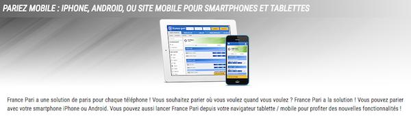 France Pari Apps