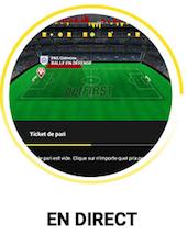 En DIRECT app betFIRST