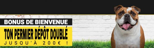 200 euros de bonus pour vos mises en ligne chez bookmaker betFIRST