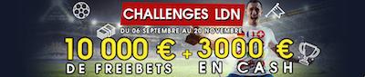 Bonus LDN Netbet