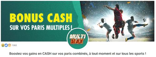 Unibet bonus cash