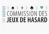 Commission Jeux de hasard belgique