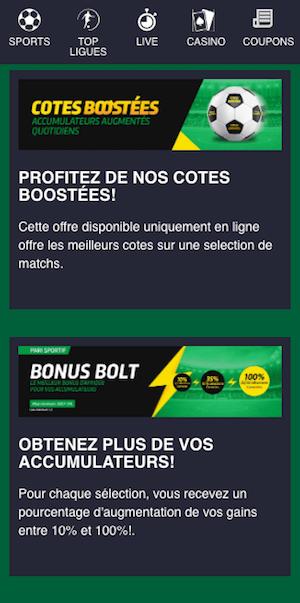 Premier Bet Promotions