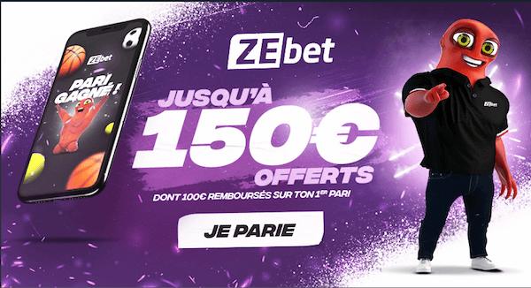 ZEbet bonus france