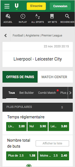liverpool leicester cotes