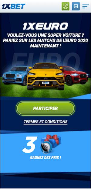 euro 2020 promo